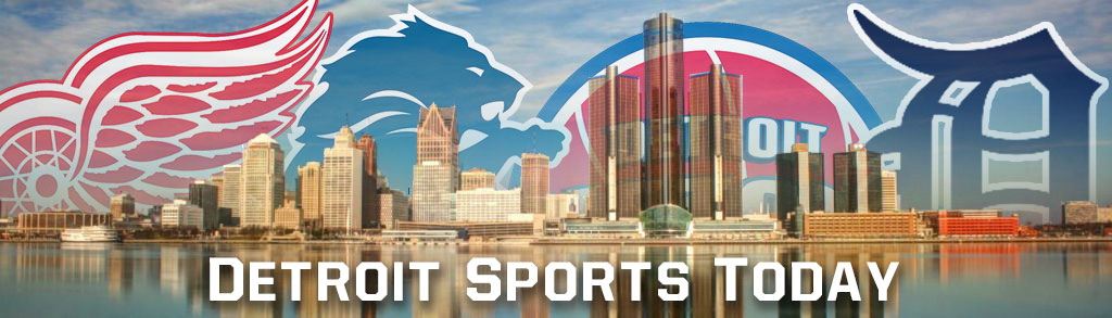 Detroit Sports Today